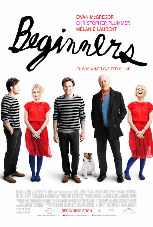 Beginners Large Poster
