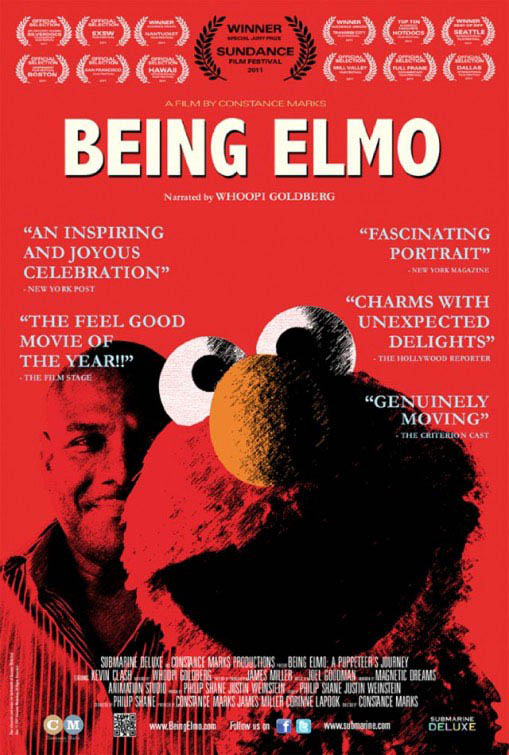 Being Elmo: A Puppeteer's Journey Large Poster