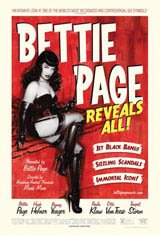 Bettie Page Reveals All! Movie Poster