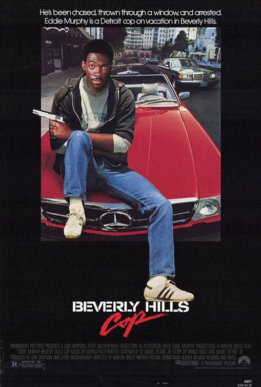 Beverly Hills Cop Large Poster