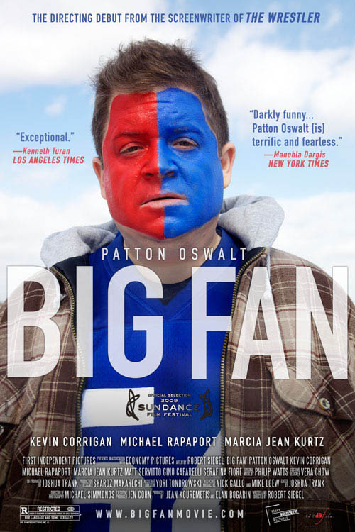 Big Fan Large Poster