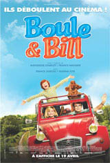 Boule & Bill Movie Poster