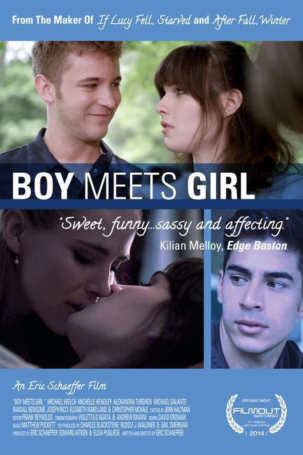 Boy Meets Girl Large Poster