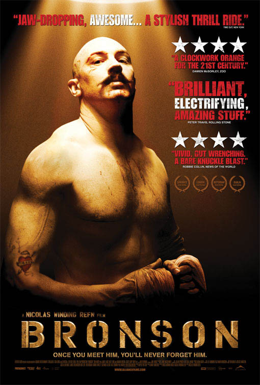 Bronson Large Poster
