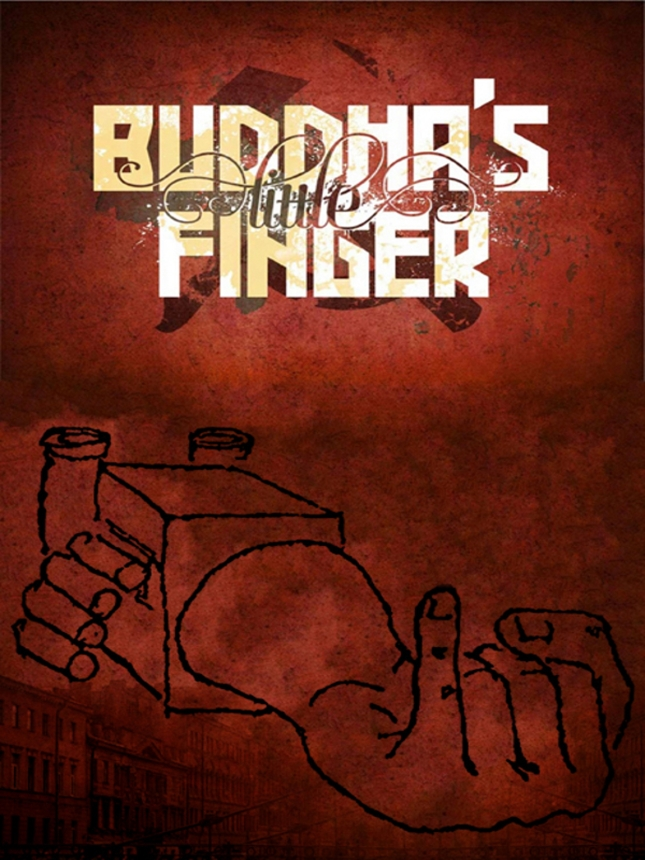 Buddha's Little Finger Large Poster