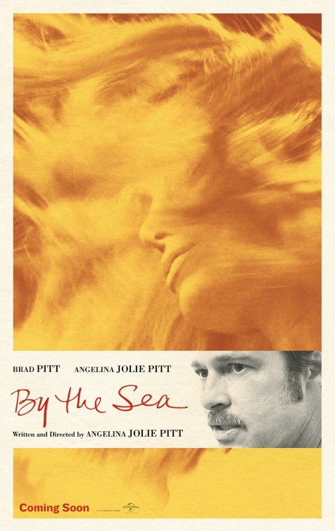 By the Sea Large Poster