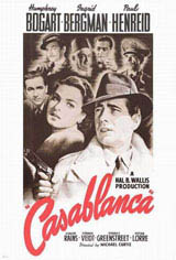 Casablanca - Classic Film Series Movie Poster