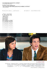 Celeste and Jesse Forever Movie Poster