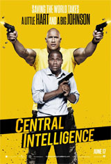 Central Intelligence Movie Poster Movie Poster