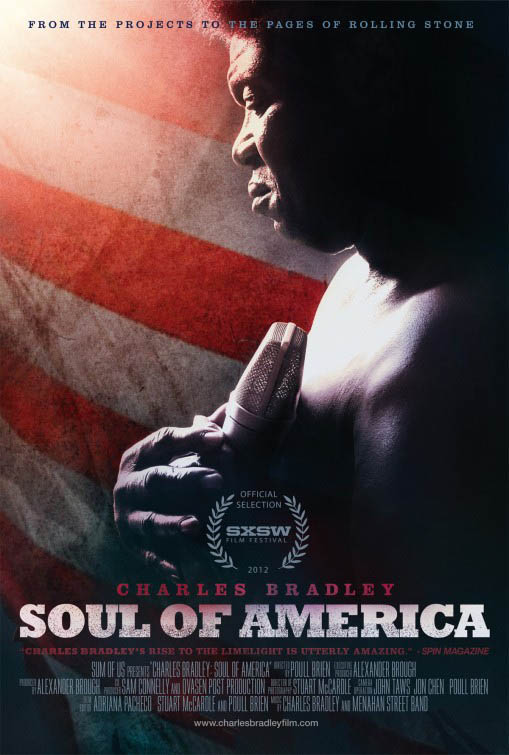 Charles Bradley: Soul of America Large Poster