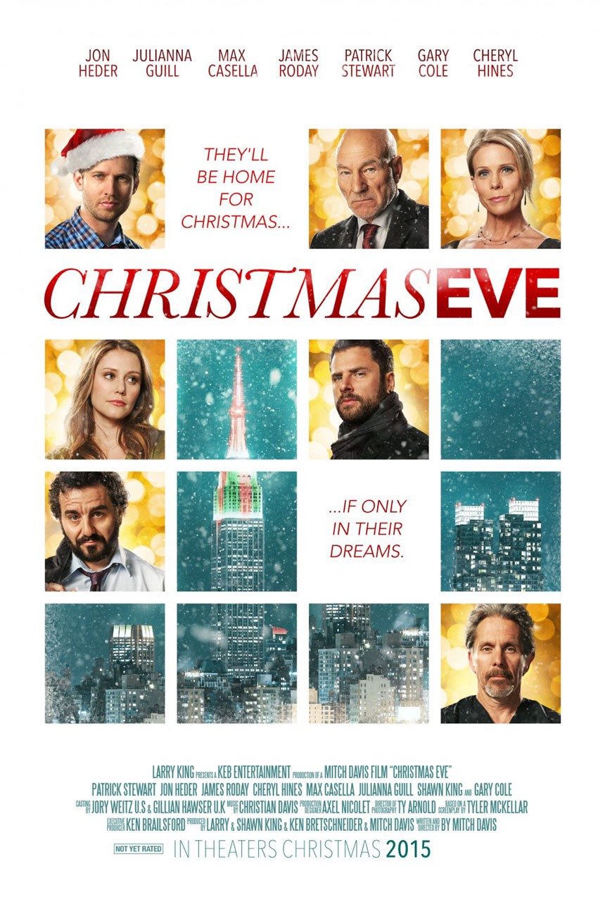 Christmas Eve Large Poster