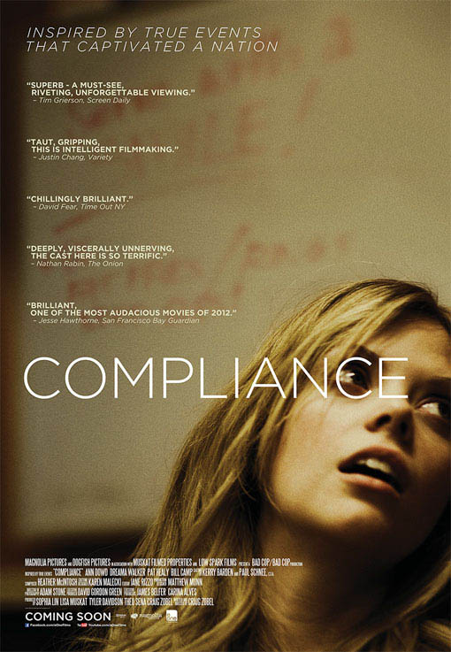 Compliance Large Poster