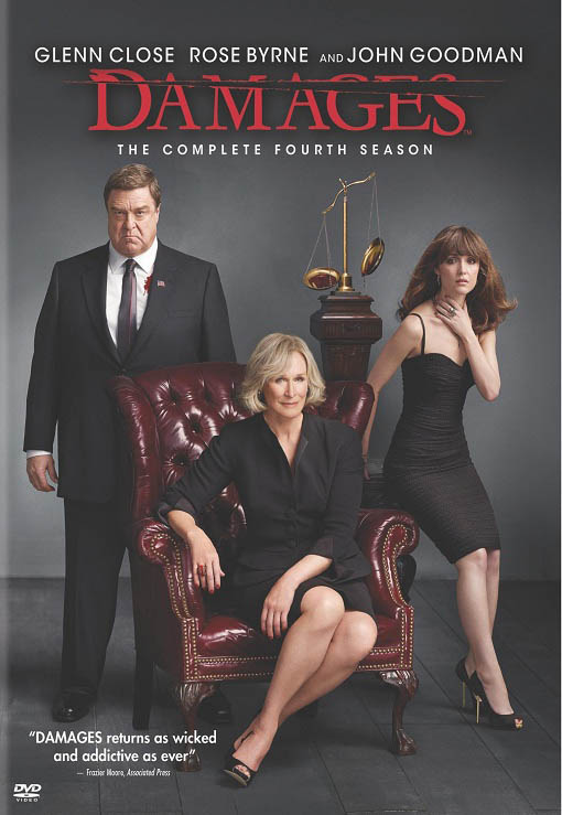 Damages: The Complete Fourth Season Large Poster