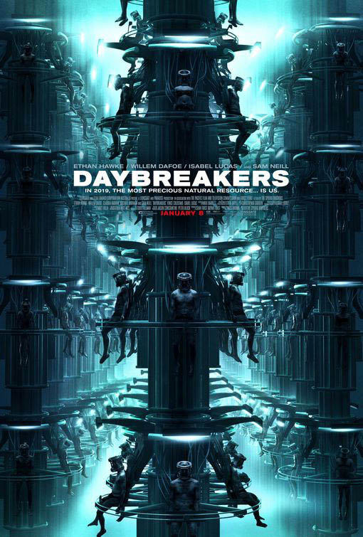 Daybreakers Large Poster
