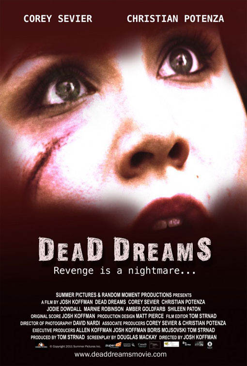 Dead Dreams Large Poster