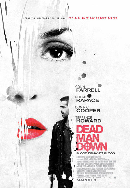 Dead Man Down Large Poster