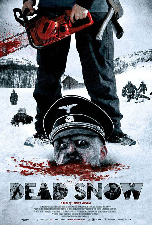 Dead Snow Large Poster