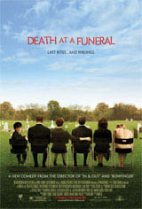 Death at a Funeral (2007) Movie Poster