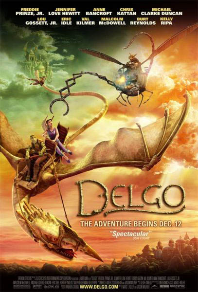 Delgo Large Poster