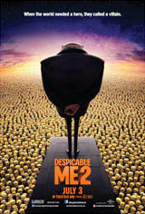 Despicable Me 2 Movie Poster