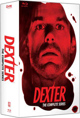 Dexter: The Complete Series on Blu-ray Movie Poster Movie Poster