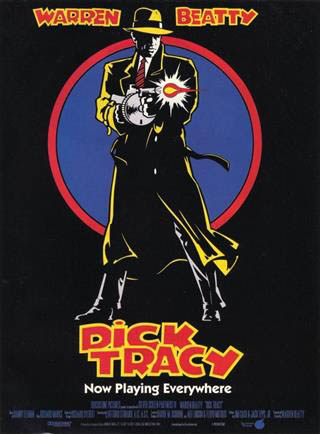 Dick Tracy Large Poster