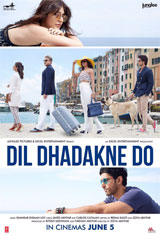 Dil Dhadakne Do Movie Poster