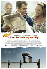 Diminished Capacity Movie Poster