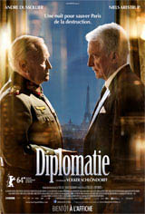 Diplomacy Movie Poster