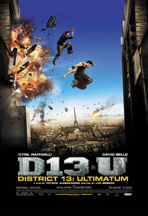 District 13: Ultimatum Large Poster