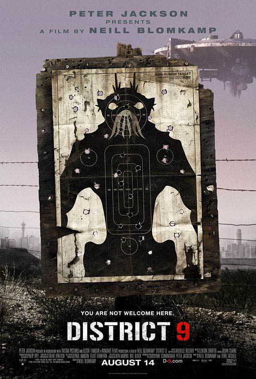 District 9 Large Poster