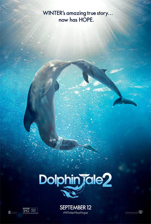 Dolphin Tale 2 Large Poster