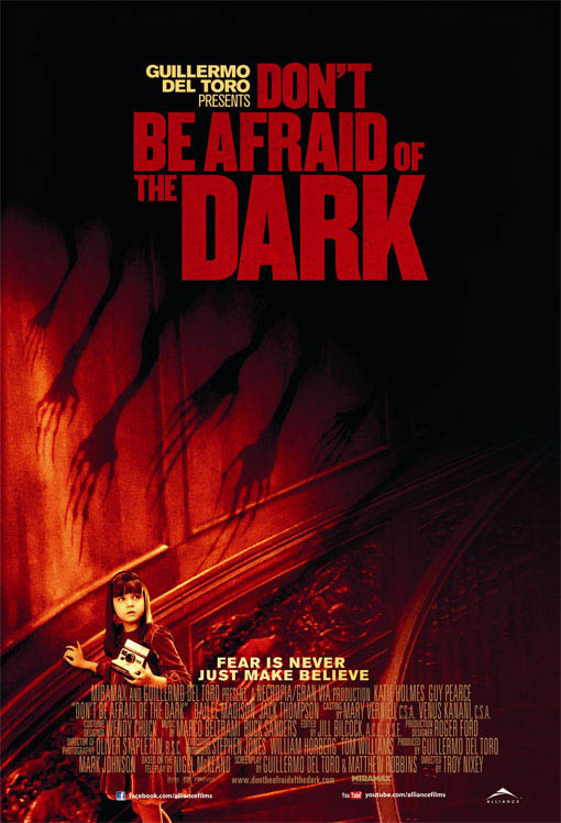 Don't Be Afraid of the Dark Large Poster