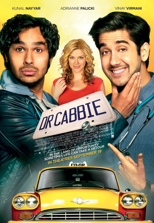 Dr. Cabbie Large Poster
