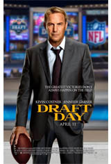 Draft Day Movie Poster