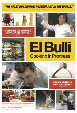 El Bulli: Cooking in Progress Large Poster