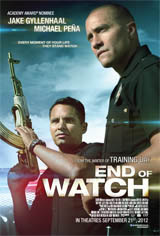 End of Watch Movie Poster