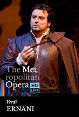 The Metropolitan Opera: Ernani (Encore) Movie Poster
