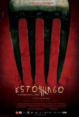 Estômago: A Gastronomic Story Movie Poster