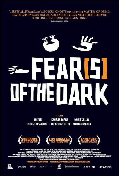 Fear(s) of the Dark Large Poster