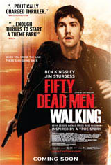 Fifty Dead Men Walking Movie Poster