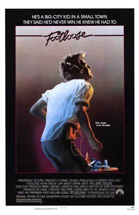 Footloose (1984) Large Poster