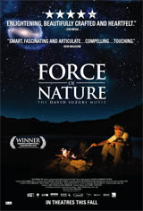 Force of Nature: The David Suzuki Movie Movie Poster