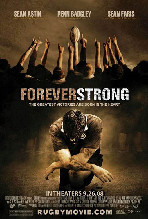 Forever Strong Large Poster