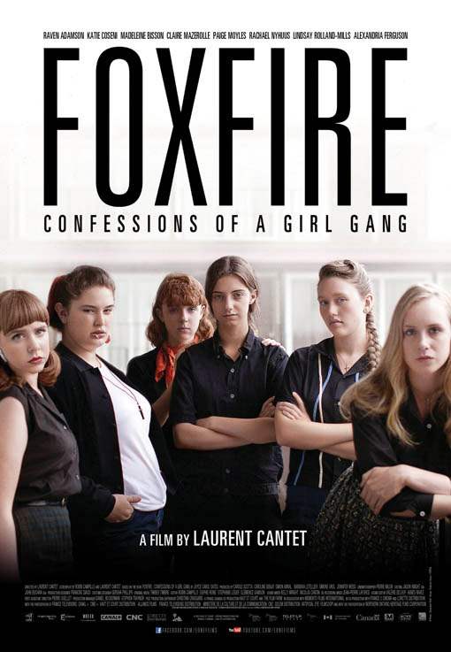 Foxfire: Confessions of a Girl Gang Large Poster