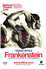 National Theatre Live: Frankenstein (Original Casting) Movie Poster