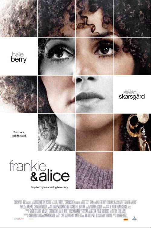 Frankie & Alice Large Poster