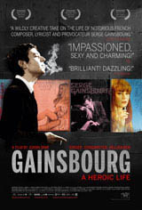 Gainsbourg Movie Poster Movie Poster