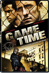 Game Time Movie Poster
