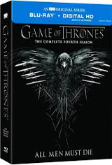 Game of Thrones: The Complete Fourth Season Movie Poster